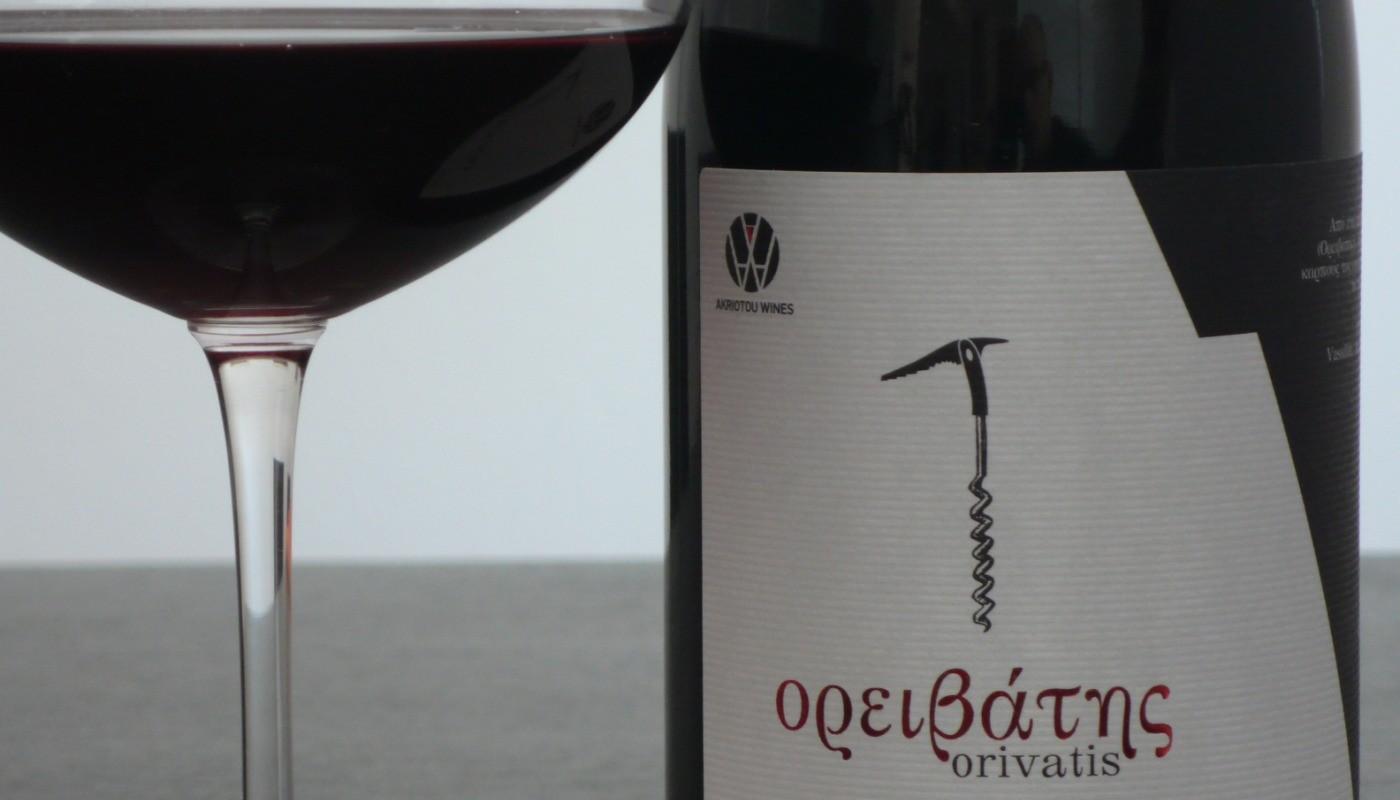 Ορειβάτης, Akriotou Wines by FNL